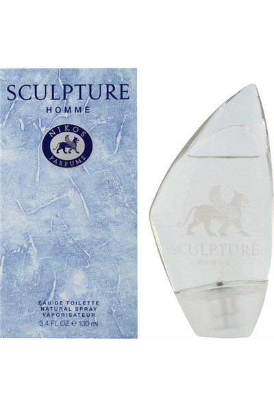 Nikos Sculpture Edt 100 Ml Erkek Parfümü