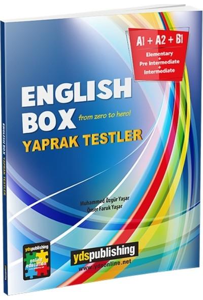 Yds Publishing English Box Yaprak Testler