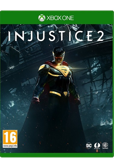 Injustice 2 Xbox One Oyun
