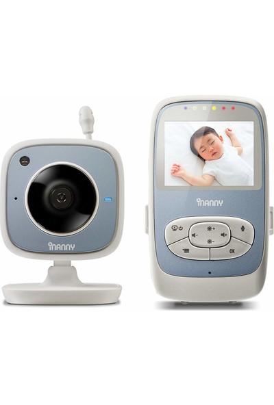Inanny NM288 HD Wi-Fi 2.4 İnç LCD Ekran Bebek Kamerası