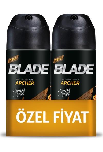 Blade Archer 2'li Erkek Deodorant 150 ml