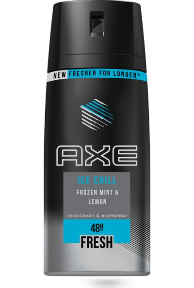 Axe Erkek Deodorant Sprey Ice Chill 150 ml