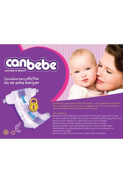 Canbebe Süper Eko Paket No:6 (15+ kg) Extra Large 19 Adet