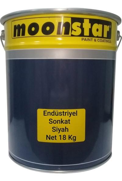Moonstar Endüstriyel Sonkat Siyah