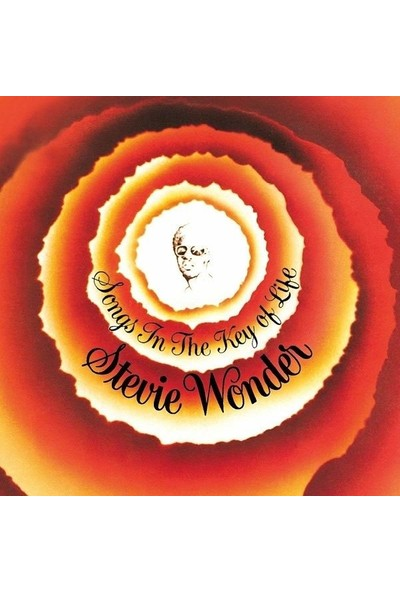Stevie Wonder - Songs in The Key Of Life (Plak)