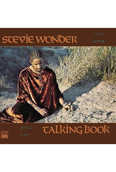 Stevie Wonder - Talking Book (Plak)