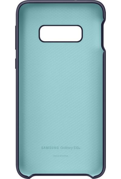 Samsung S10e Silicone Cover (Gece Mavisi)-EF-PG970TNEGWW