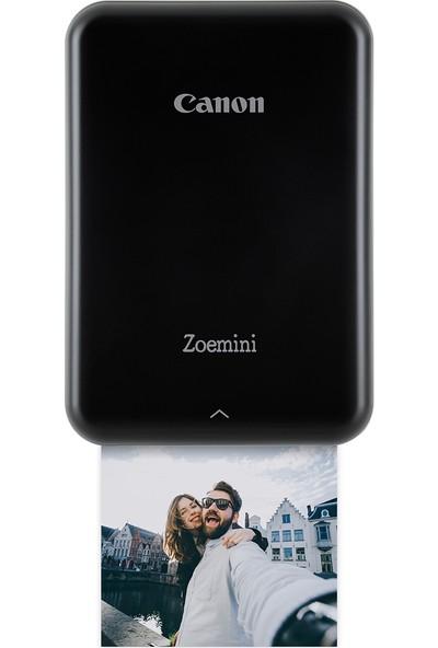 Canon Zoemini Fotoğraf Yazıcısı Siyah - Gri