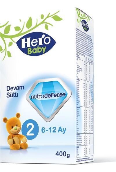 Hero Baby Nutradefense 2 Bebek Sütü 400 gr