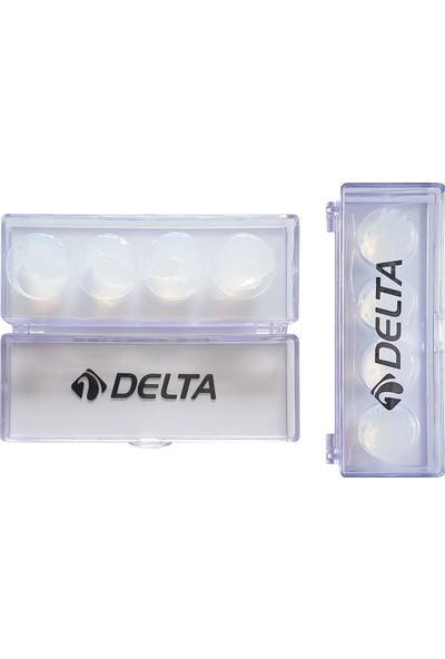 Delta Silikon Kulak Tıkacı SKT219