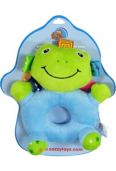 Sozzy Çıngıraklı Kurbağam Szy108