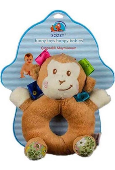 Sozzy Çıngıraklı Maymunum 106