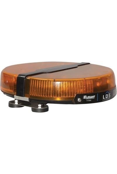 Lds Mini Tepe Lambası Expert E-1134 Sarı-Sarı