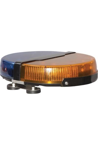 Lds Mini Tepe Lambası Expert E-1134 Sarı-Mavi