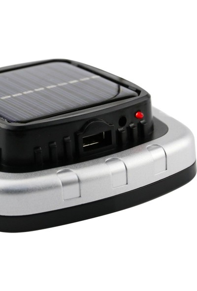 Twinix Powerbanklı Solar Aydınlatma 16 Ledli
