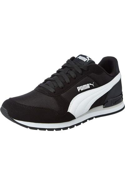 Puma ST Runner V2 Mesh Jr Bayan Erkek Spor Ayakkabı 367135 06