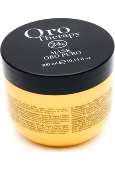 Fanola Oro Therapy Oro Puro 24k Maske 300 ml