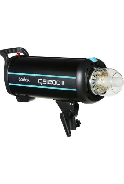 Godox QS1200 II Paraflaş Kafası (1200 Watt)