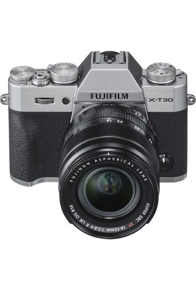 Fujifilm X-T30 ( Gümüş ) + XF 18-55mm F/2.8-4 R LM OIS Lens Kit