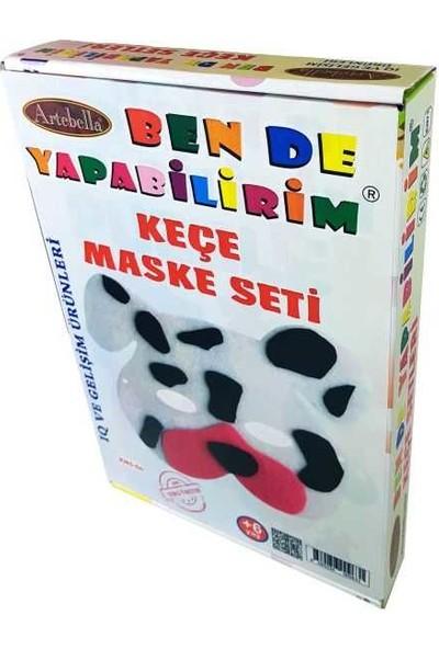 Artebella Keçe Maske Seti Ksm-06