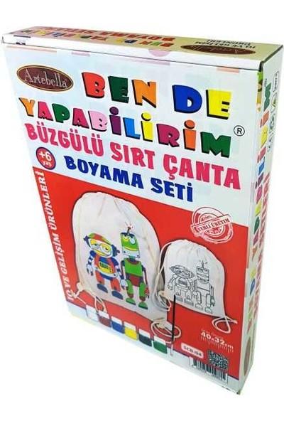 Artebella Çanta Boyama Seti 40X32 Cm Scb-04