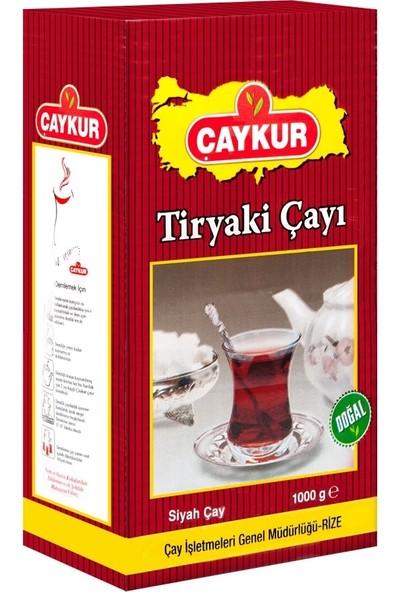 Çaykur Tiryaki 1000 gr Dökme Çay