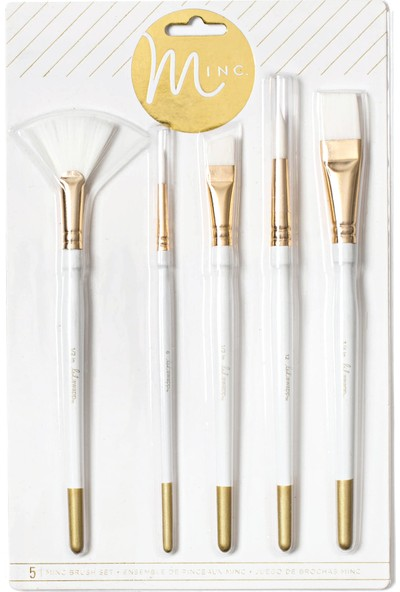Heidi Swapp Minc Brush Set