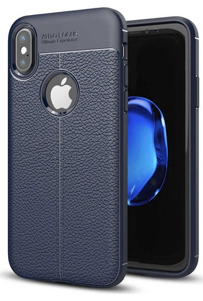 724kitapal Apple iPhone X Kılıf Zore Niss Silikon