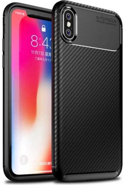 724kitapal Apple iPhone XS 5.8 Kılıf Zore Negro Silikon