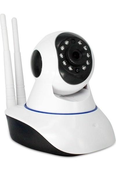 twinix Gece Görüşlü IP Kamera 360º Görüntüleme 1.3Mp