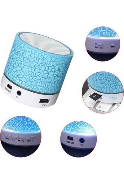 twinix Mini Bluetooth Speaker Usb/Aux Girişli