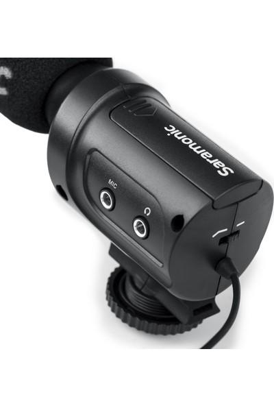Saramonic SR-M3 Kablolu Shotgun Mikrofon