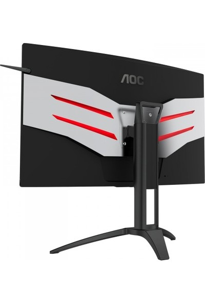 "AOC Agon AG322QC4 31.5"" 144Hz 4ms (HDMI+Display+Analog) FreeSync2 QHD Curved HDR400 Monitör"