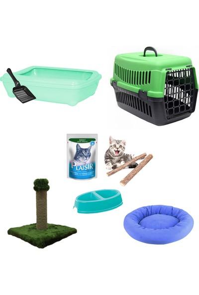 Petfony Açık Kedi Tuvaleti,Kedi Taşıma Çantası,Kedi Yatağı,Tırmalama