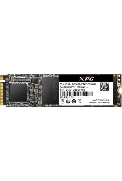 Adata XPG SX6000 Pro 256GB 2100MB/1500MBs NVMe PCIe M.2 SSD (ASX6000PNP-256GT-C)