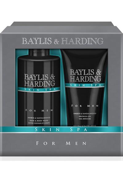 Baylis & Harding Skin Spa Men'S 2'li Set