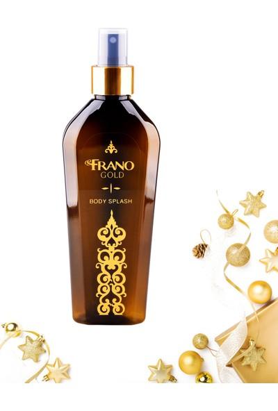 Frano Gold Yenileyici Vücut Spreyi 200 ml