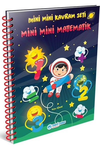 Mini Mini Matematik (3-4 Yaş)