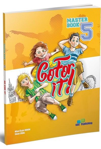 Karaca Go For It! - Master Book 5