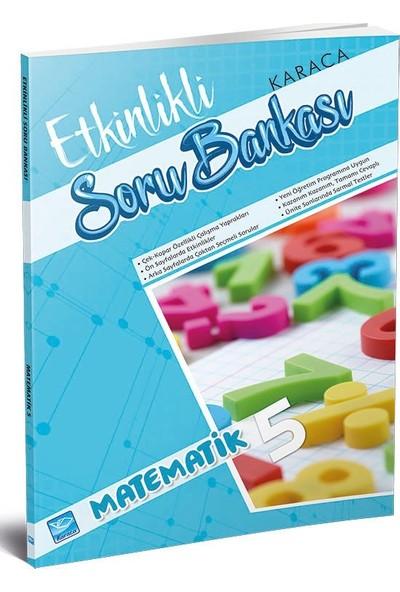 Karaca Etkinlikli Soru Bankası Matematik 5. Sınıf