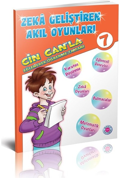 Cin Can'la Eğlenerek Öğrenme Zamanı 7