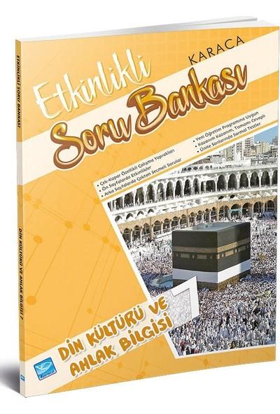 Karaca Etkinlikli Soru Bankası Din Kültürü Ve Ahlak Bilgisi 7. Sınıf