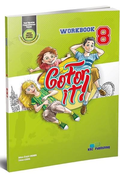 Karaca Go For It! - Workbook 8