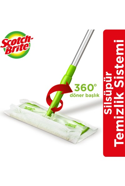 Scotch Brite Silsüpür Q600