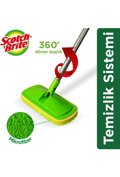 Scotch Brite Mikrofiber MOP 360