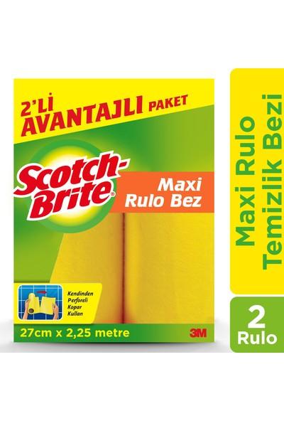 Scotch Brite Rulo Bez 2'li Paket