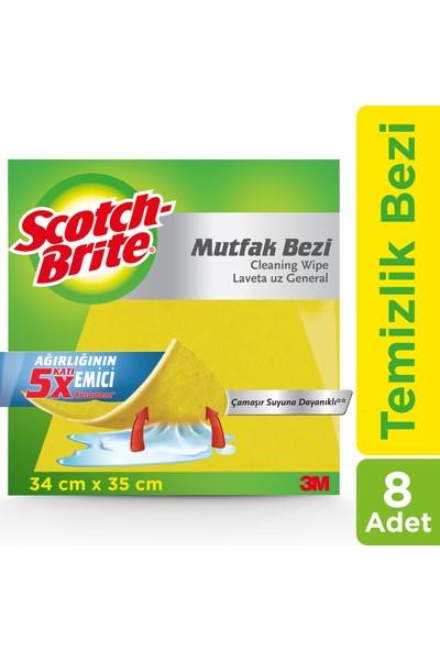Scotch Brite Mutfak Bezi 8'li