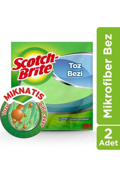 Scotch Brite Mikrofiber Toz Bezi