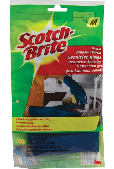 Scotch Brite Hassas Eldiven No:7