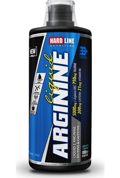 Hardline Arginine Liquid 1000 Ml Yeşil Elma
